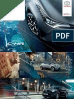 Toyota C-HR Brochure