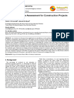 Overhead Costs Assessment