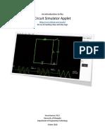 Circuit Simulator Manual
