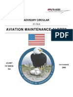 FAA alert