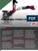 Jordan Fitness Brochure