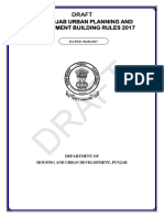Draft Building Rules 8092017