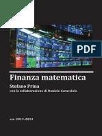 Finanza Matematica - Stefano Prina