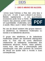 DDS - Alcoolismo