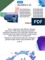 Fluoroscopy Fisika Radiodiagnostik