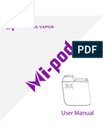 Mipod Manual