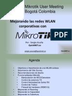 Curso Mejorando Las Redes WLAN