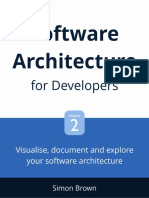 Visualising Software Architecture