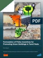 Promoting Green Buildings in tamilnadu