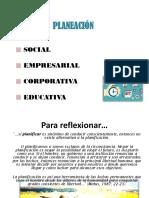 Exposición de Planeacion GESTIÓN EDUCATIVA