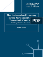 (A Modern Economic History of Southeast Asia) Anne Booth-The Indonesian Economy in the Nineteenth and Twentieth Centuries. A History of Missed Opportunities-Palgrave Macmillan (1998).pdf