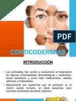 PPT - Corticodermias