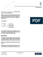Cálculo de Tensão de Flexão - Sacnia Latin America