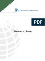 Manual Do Aluno 2016