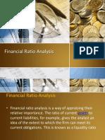 Financial Ratios....