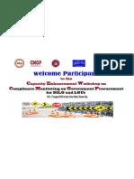 Program Procurement Training Davao