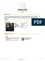 Erik Salas - duo flute