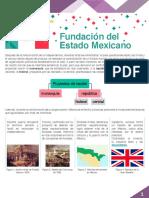 M09 S2 Fundacion Del Estado Mexicano