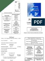St Andrews Bulletin 101319
