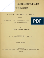 Electro Homeopathic Medicine