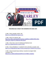 About Billy Zachery Earley