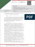 Res 6 29 Mar 2019. Exencion de Tr en Materias de Personal