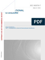 IEC-60076-7-2018-Guia para sobrecarga en transformadores de potencia.pdf