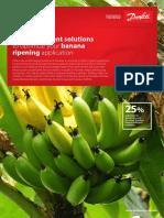 Danfoss Banana Ripening Application Brochure