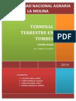 Prime Informe Teminal Terrestre