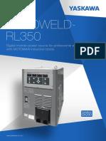 Flyer Powersource Motoweld-rl350 e 02.2017