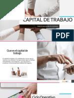 Capital de Trabajo - Finanzas