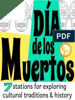 Dia Delos Muertos Activities for Exploring Day of the Dead