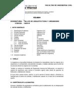 10001503_formato Silabo Taller Arq 2019