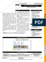 CCFL INVERTER MODULES LXMG1618!12!41 Datasheet