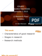 Research Lecture-Research Plam & Ethics(3)