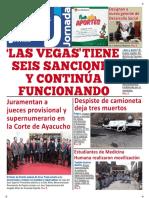 Diario con informacion sobre la region Norte