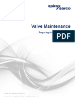White Paper Outage ValveMaintenance