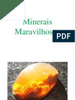 Minerais Maravilhosos.ppsx