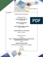 Fase 1 FASE 1 – TRABAJO DE APLICACIÓN DE LOS CONCEPTOS DE ADMINISTRACIÓN DE SALARIOS (1).docx