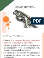 Produção Textual - Coesão Textual