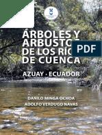 Arboles y Arbustos de Los Ríos de Cuenca