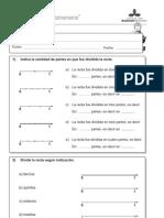 Fracciones y Recta Numerica