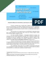 Terminologias pdc
