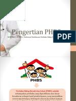 Pengertiandan Tujuan PHB ANDIFS