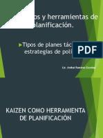 Kaizen Herramientas de Planificación