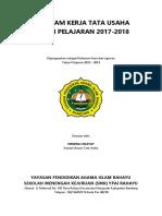 345550391 Program Kerja Tata Usaha