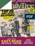 Family Tree UK Magazine - December 2018