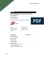BP080-4.5 Cuentas Por Pagar TIP Mexico TAKEOFF 2020