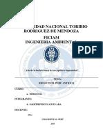Inf. Riego en El Peru
