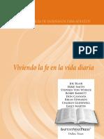 SG Viviendo La Fe Spanish